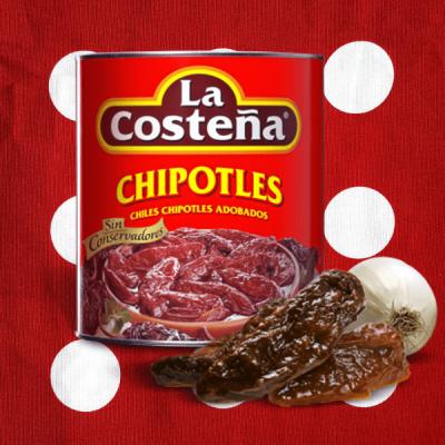 CHIPOTLES LA COSTEÑA