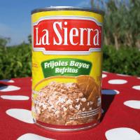 FRIJOL REFRITO BAYO LA SIERRA