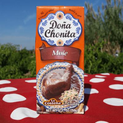 MOLE ROJO CHONITA EN ESPAÑA
