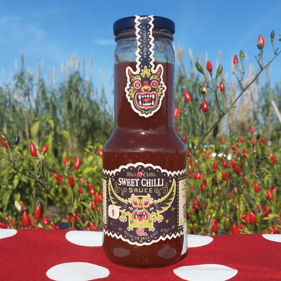 Mic's Chilli Inferno Sauce Sweet chilli