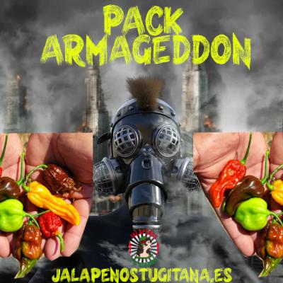 ARMAGEDDON - JALAPEÑOS TU GITANA