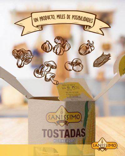 TOSTADAS - JALAPEÑOS TU GITANA